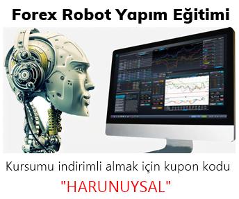 Forex Robot Yapma Eğitimi